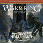 Board Game: War of the Ring: Warriors of Middle-earth