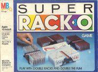 Board Game: Super Rack-O