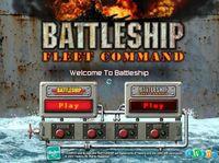 Video Game: Battleship Fleet Command