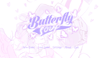 Video Game: Butterfly Soup