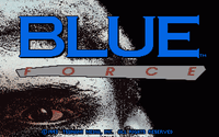 Video Game: Blue Force