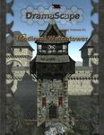 RPG Item: DramaScape Fantasy Volume 051: Medieval Watchtower