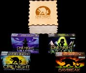 Board Game: One Night Ultimate Alien