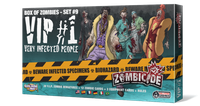 Board Game: Zombicide: Box of Zombies Set #9 – VIP #1: Very Infected People