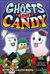 Board Game: Ghosts Love Candy