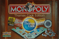 Board Game: Monopoly: Thomas Cook edition