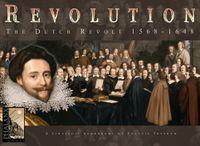 Board Game: Revolution: The Dutch Revolt 1568-1648