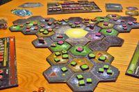Board Game: Hegemonic