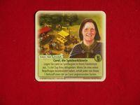Board Game: Die Fürsten von Catan: Sonderkarte 2011 – Carol, die Spieleerklärerin