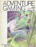 Issue: Adventure Gaming (Issue 3 - Sep 1981)