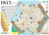Board Game: 1843