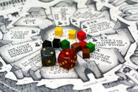 Board Game: Potions Level 1