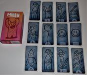 Board Game: Misty