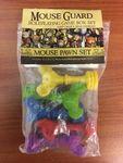 RPG Item: Mouse Guard RPG Pawn Set