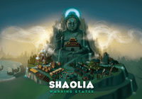 Board Game: Shaolia: Warring States