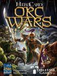 Board Game: HeroCard Orc Wars