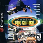 Video Game: Tony Hawk's Pro Skater