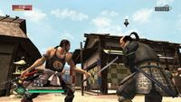 Video Game: Way of the Samurai 4