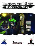 RPG Item: Everyman Minis: Sleeping Rules