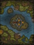 RPG Item: VTT Map Set 192: Subterranean Shrine