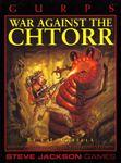 RPG Item: GURPS War Against the Chtorr