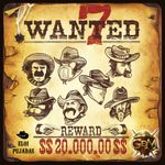 Board Game: Wanted 7