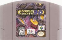 Video Game: Lode Runner 3-D
