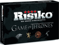 Board Game: Risk: Game of Thrones