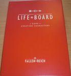 RPG Item: Operation: Fallen Reich Life Board