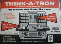 Board Game: Think-a-tron