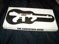 Board Game: The Godfather Game