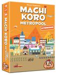 Board Game: Machi Koro: Millionaire's Row
