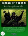 RPG Item: RAM2: Dark Raiders of Misty Ridge