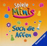 Board Game: Ravensburger Spiele Minis: Such Die Affen
