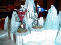 Board Game: Heroscape Expansion Set: Crest of the Valkyrie (Flagbearer series)