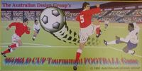Board Game: World Cup Tournament Football