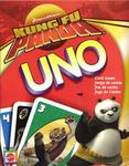 Board Game: UNO: Kung Fu Panda