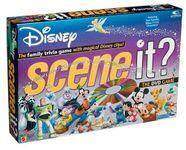 Board Game: Scene It? Disney