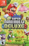 Video Game Compilation: New Super Mario Bros. U Deluxe