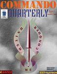 Issue: Commando Quarterly (Volume 2, Issue 2 - Summer 3068)