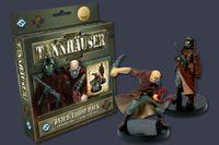Board Game: Tannhäuser: Reich Troop Pack