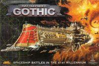 Board Game: Battlefleet Gothic