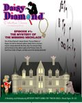 Board Game: The Daisy Diamond Detective Series: Episode #1 – Mystery of the Missing Necklace