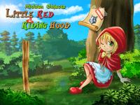 Video Game: Hidden Objects: Little Red Ridding Hood