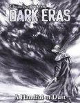 RPG Item: Chronicles of Darkness: Dark Eras: A Handful of Dust