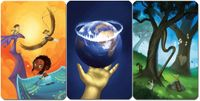 Board Game: Dixit: 2012 Asmodee Special Cards