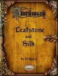 RPG Item: Leafstone and Silk