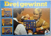Board Game: Drei gewinnt