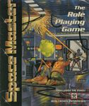 RPG Item: Space Master (2nd edition)
