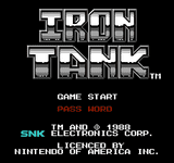 Video Game: Iron Tank: The Invasion of Normandy